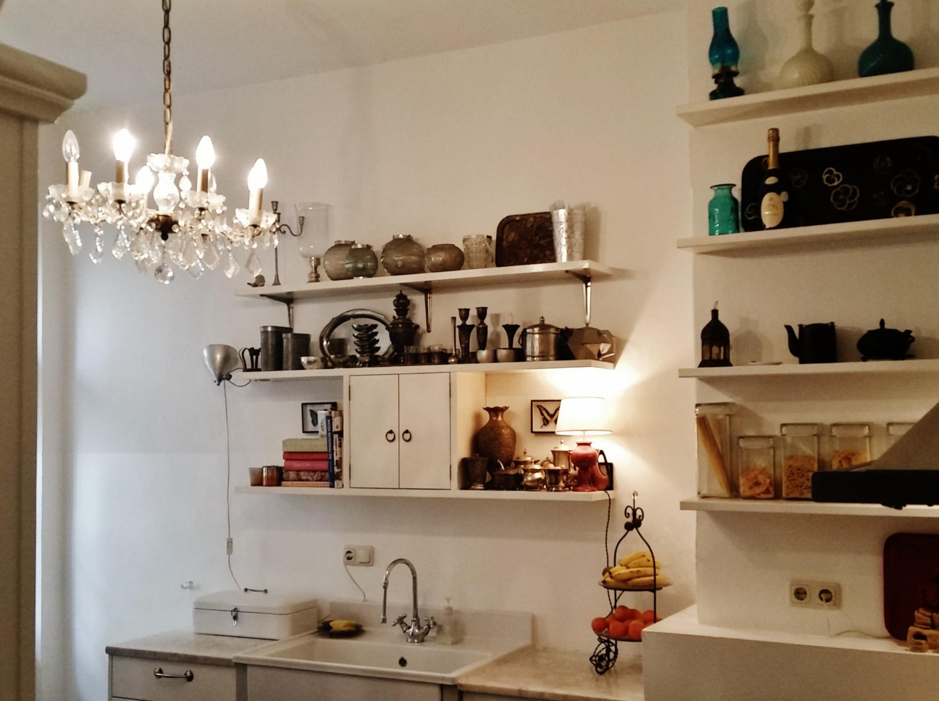 Relativ Altbau Küche und Schrank   Tadjali.de OI05